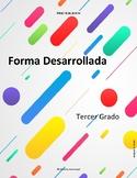Forma  desarrollada - Spanish - TEKS 3.2A