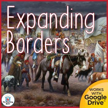 Expanding Borders Interactive Notebook