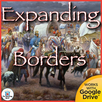 Expanding Borders Interactive Notebook