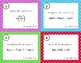 Expanding & Condensing Logarithm Task Cards
