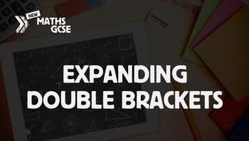 Expanding Double Brackets - Complete Lesson