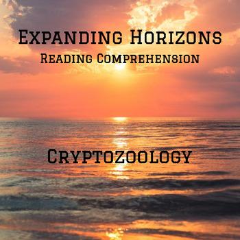 Expanding Horizons: Cryptozoology