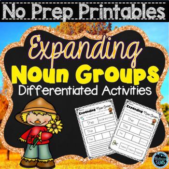 Expanding Noun Groups - Bundle