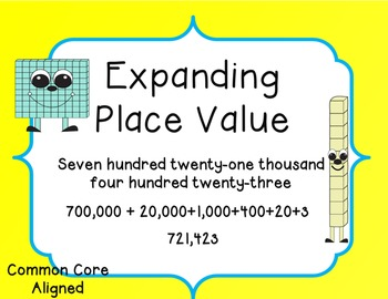 Expanding Place Value