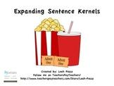Expanding Sentence Kernels