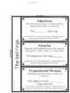 Expanding Sentences- A Leveled Interactive Notebook