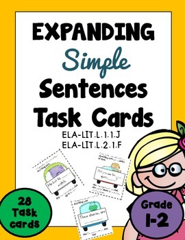 Expand Simple Sentences
