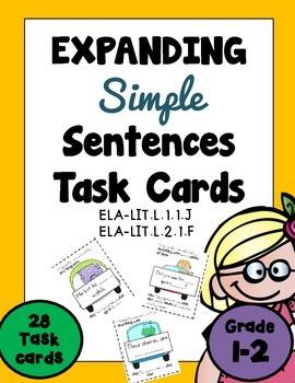 Expand Simple Sentences