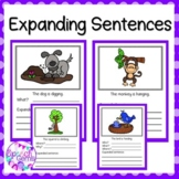 Expanding Sentences for Speech Language Therapy