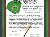 Expanding Simple Sentences - Swingin' Sentences