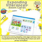 Expanding Utterances 1: Boom Cards to Increase MLU via Dis