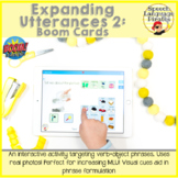 Expanding Utterances 2: Boom Cards to Increase MLU via Dis