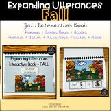 Expanding Utterances Fall Edition