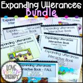 Expanding Utterances GROWING BUNDLE