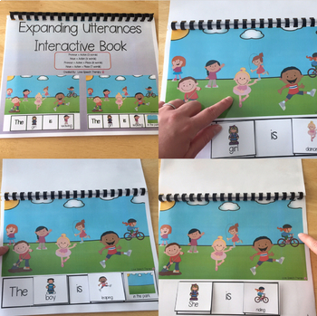 Expanding Utterances Interactive Book
