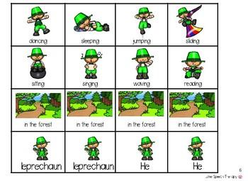 Expanding Utterances - St.Patrick's Day