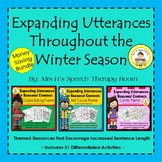 Expanding Utterances Throughout the Winter Season in Speec