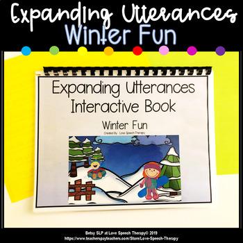Expanding Utterances - Winter Fun!