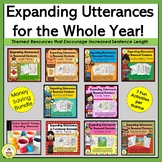 Expanding Utterances in Speech and Language Therapy Year L