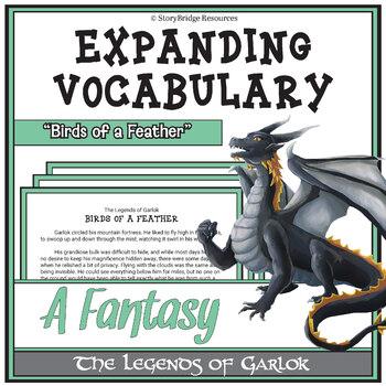 Expanding Vocabulary-A Short Fantasy Story for Reading Comprehension