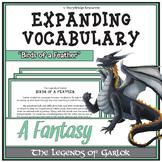 Expanding Vocabulary-A Short Fantasy Story for Reading Com