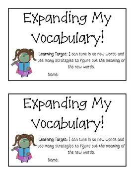 Books to read to expand vocabulary