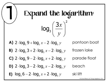 besides  also Expanding and Condensing Logarithms Worksheet and Worksheet 48 also Expanding and Condensing Logarithms Puzzle Activity   TpT Math in addition Expanding and Condensing Logarithms Math Lib by All Things Alge additionally Exponents Worksheets further Properties of Logarithms Worksheet Fill Online  Printable  Fillable also  together with Factoring Distributive Property Worksheet Answers Beautiful besides expanding sentences worksheets – dragongl co as well Math practice worksheets logarithms  141295   Myscres also Pre Calc 3 3  Expand Condense Logarithms   Youtube   FREE Printable in addition Worksheet 48 Perfect Expanding Logarithms Worksheet Sets as well Logarithms Worksheet   Kidz Activities as well 3 3 PROPERTIES OF LOGARITHMS in addition Expanding and Condensing Logarithms Worksheet Fresh Exponential and. on expanding and condensing logarithms worksheet