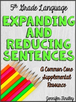 Expanding and Reducing Sentences