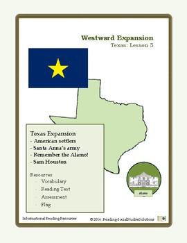 Texas - Expansion Lesson 5