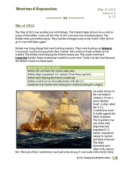 Westward Expansion - Technology and Inventions