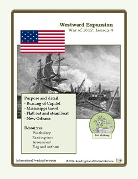 War of 1812 - Expansion Lesson 4