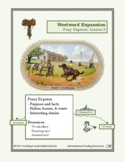 Expansion Lesson 9 - Pony Express