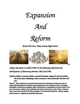 Expansion and Reform - Goal 2 LDC Module