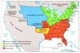Expansion and the Slavery Debate
