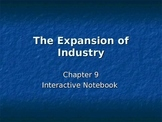 Expansion of Industry Power Point