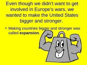 Expansionism and WWI