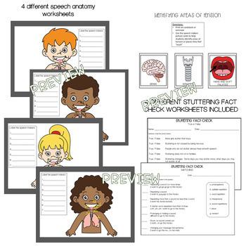 Speech Helpers: Activities & Data Sheets for Speech Therapy
