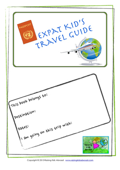 Expat Kids Travel Guide