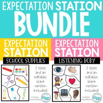 Expectation Station Bundle
