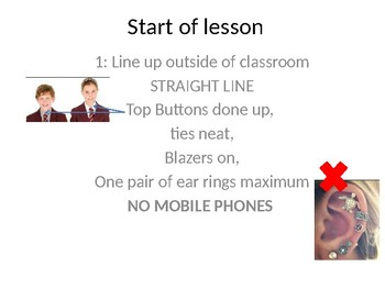 Expectations Powerpoint