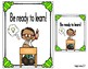 Expectations and Rules Posters/Charts to support Classroom Management