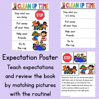 We Can Clean Up! Expectations and Social Narrative