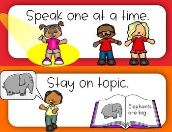Expectations for Collaborative Conversations