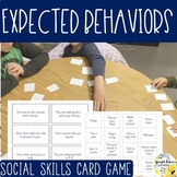 Expected Behaviors - Social Skills Card Game