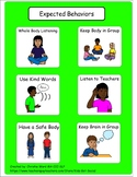 Expected Group Behavior Poster