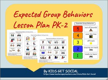 expected group behaviors le by kids get social