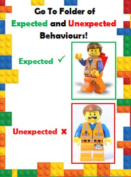 Expected & Unexpected Behaviours