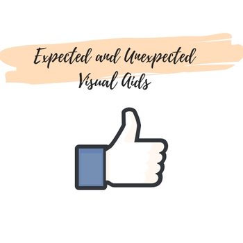 Expected-Unexpected Visual Aids