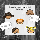 Expected and Unexpected Behavior Visuals