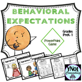 Social Skills: Behavior Expectations Lesson